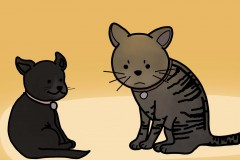 BadArt_CatDog