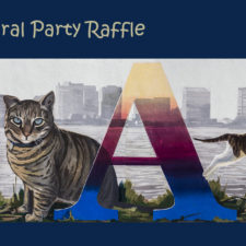 Purchase a raffle ticket in support of <em>Paw Power!</em> Mural Project