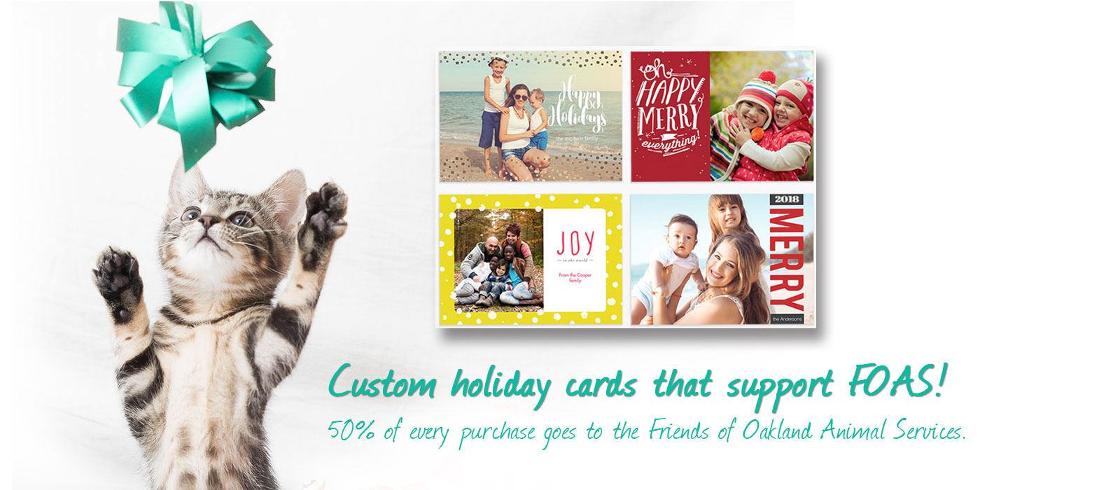 Picaboo FOAS Holiday Cards