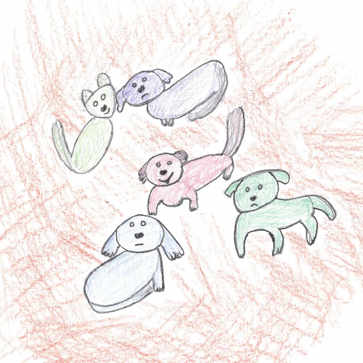 5-Dogs-Art