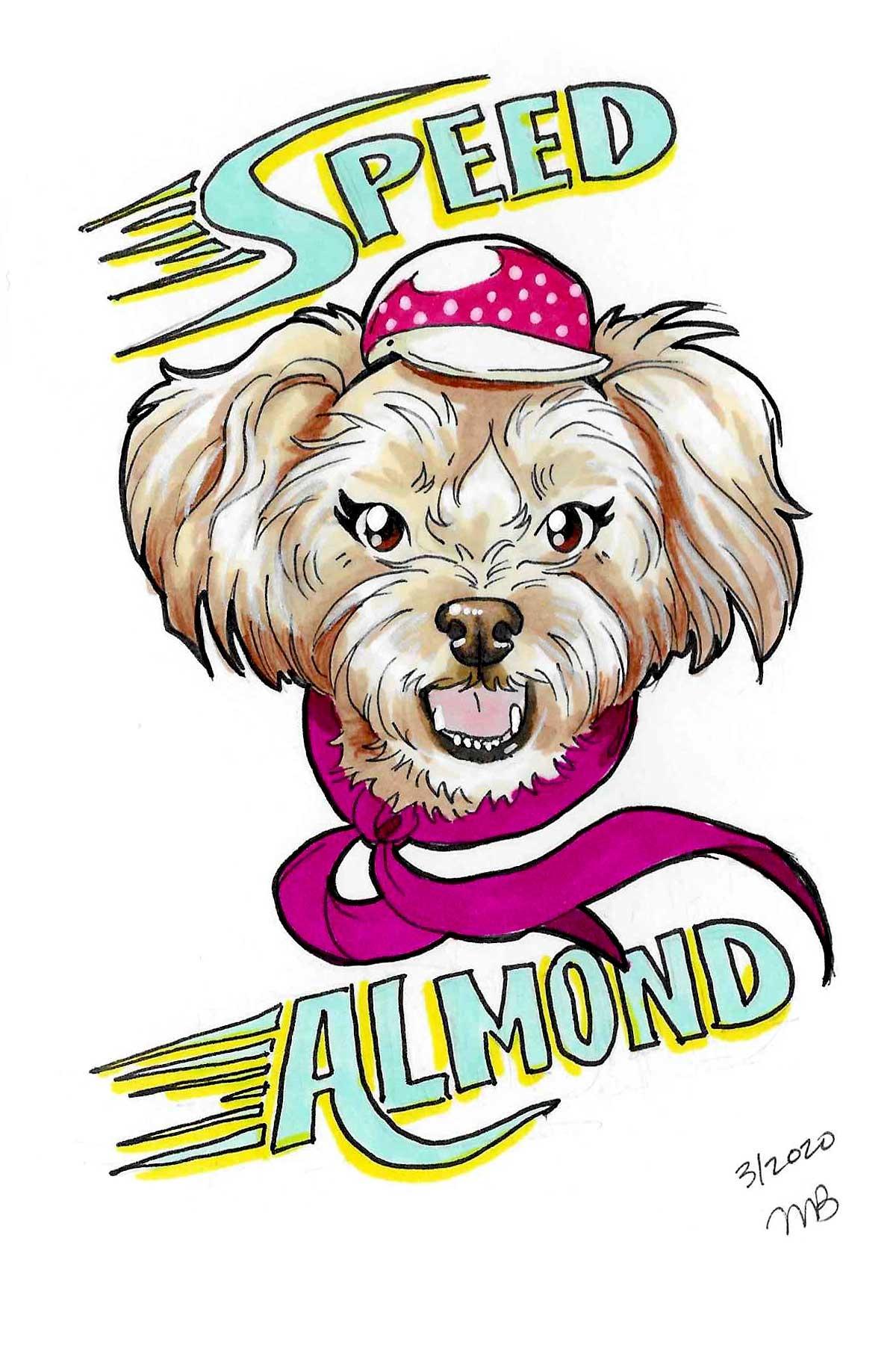 Almond-Art