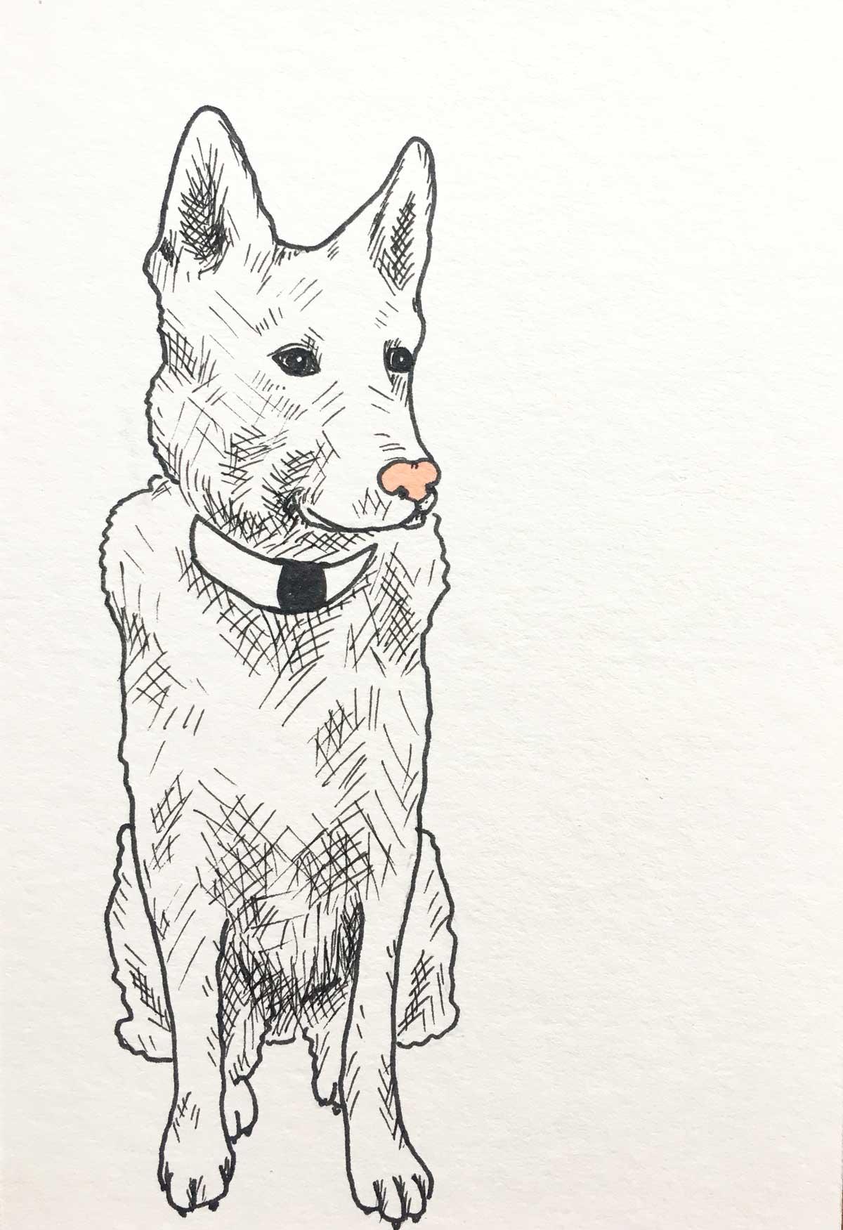 EJ-Dog-Art