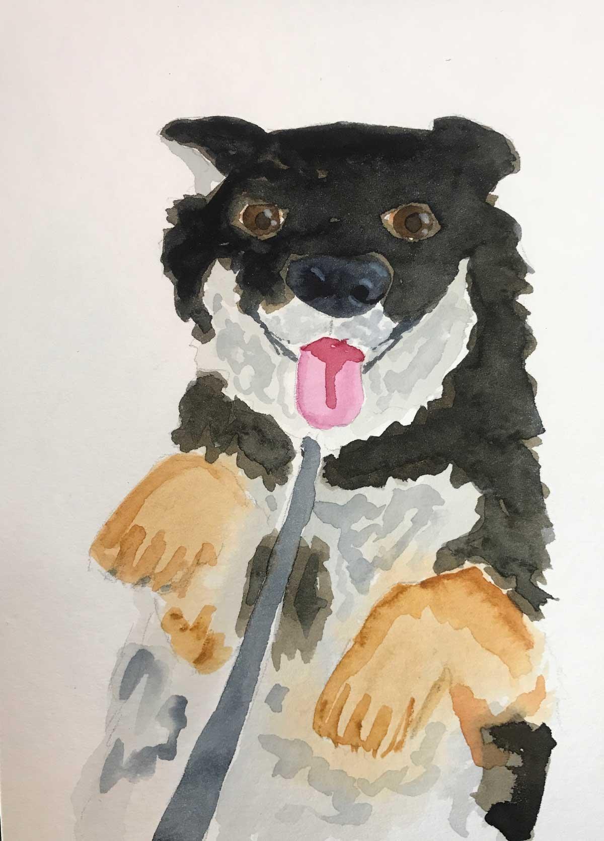 KP-Dog-Art