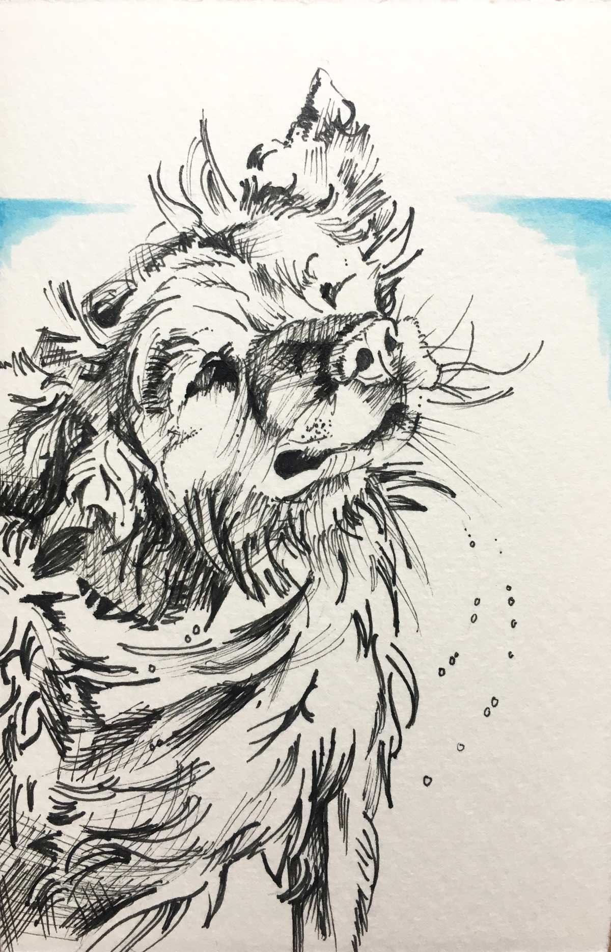 NS-Dog-Art