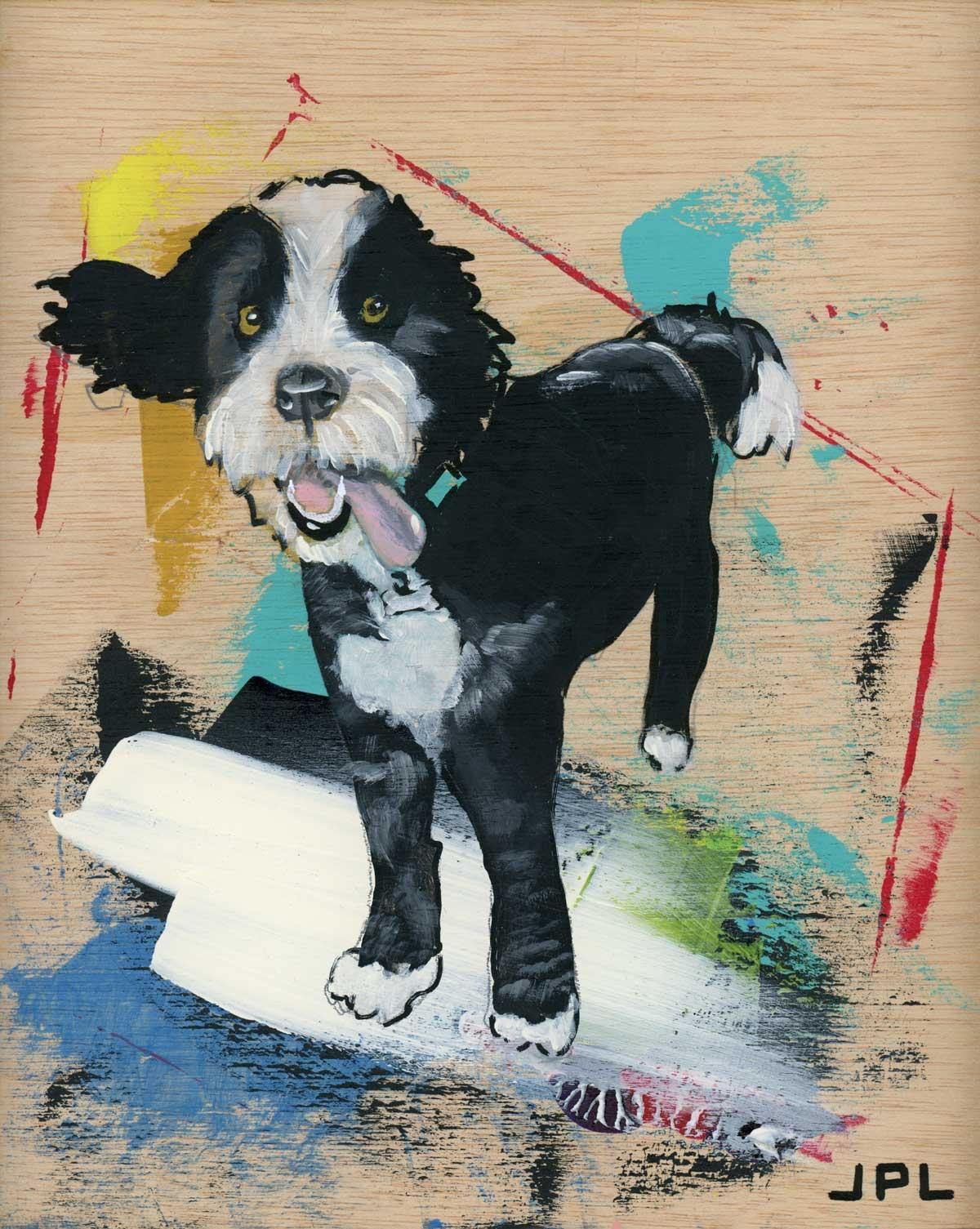 RL-Dog-Art