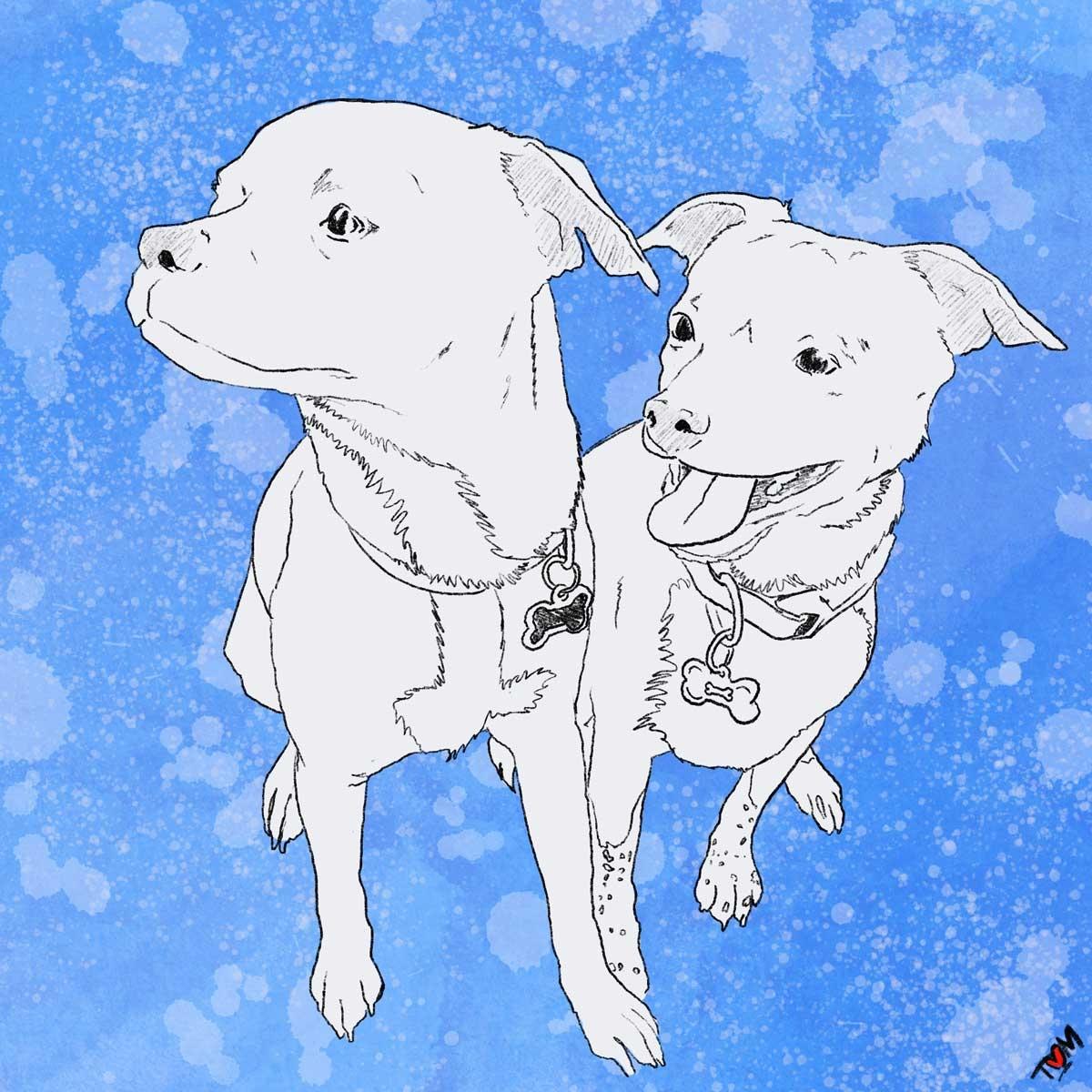 SA-2-Dogs-Art