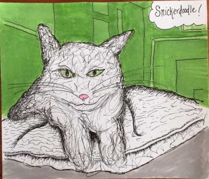 Snickerdoodle-Art