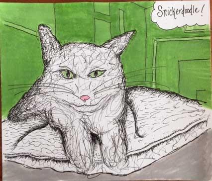 Snickerdoodle-Art